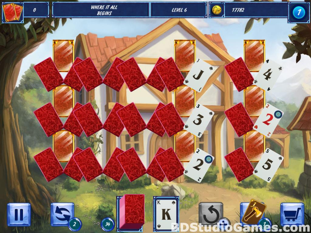 Fairytale Solitaire: Red Riding Hood Free Download Screenshots 14