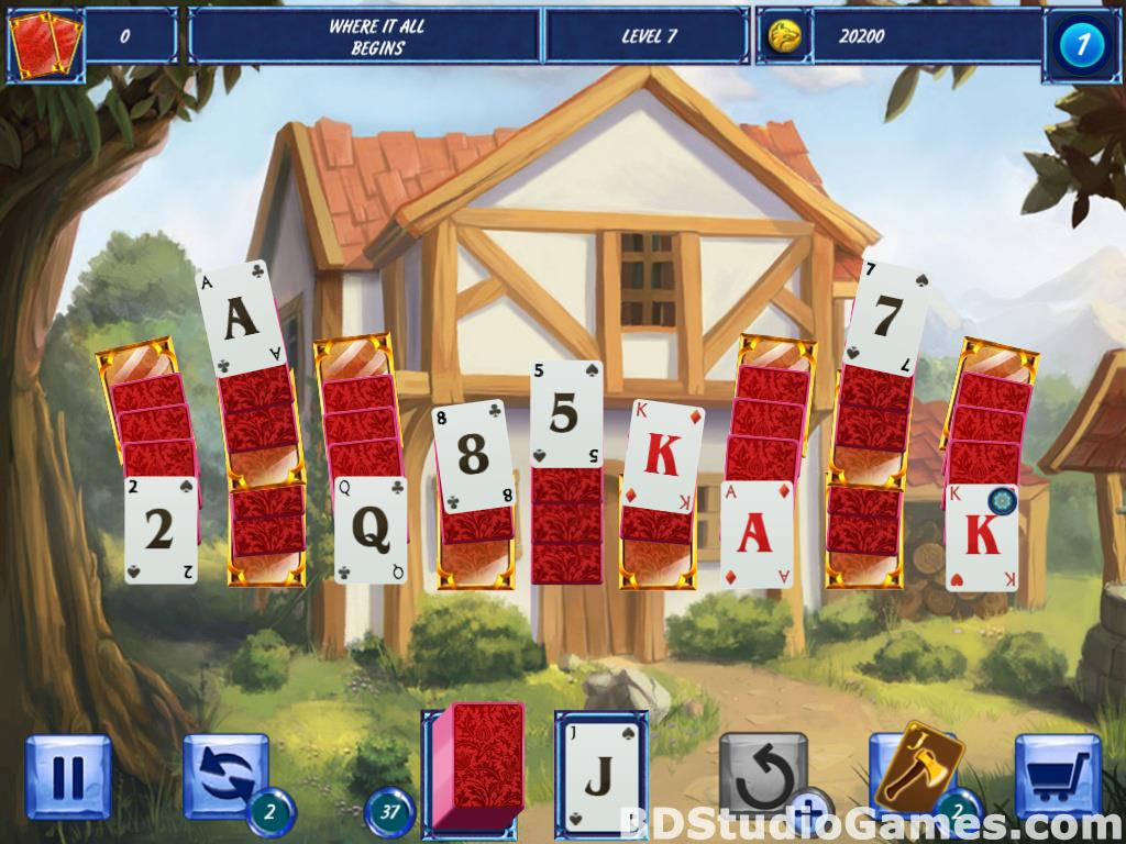 Fairytale Solitaire: Red Riding Hood Free Download Screenshots 16