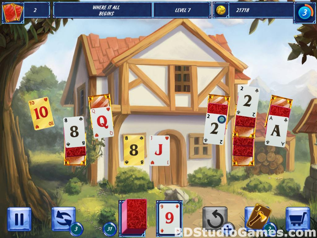 Fairytale Solitaire: Red Riding Hood Free Download Screenshots 17