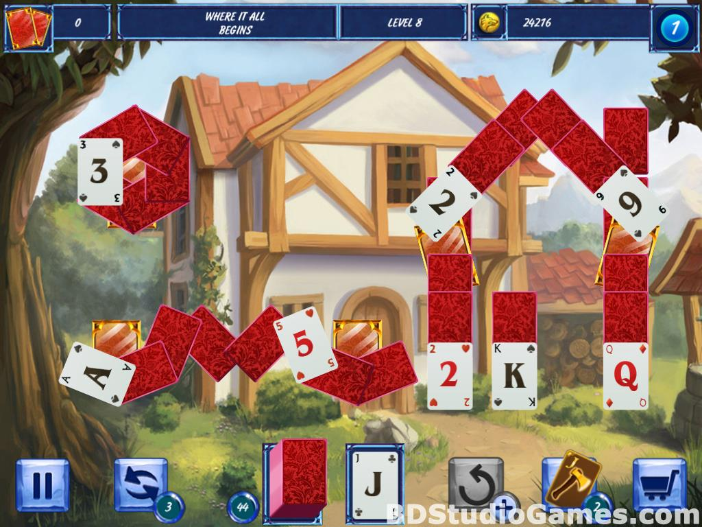 Fairytale Solitaire: Red Riding Hood Free Download Screenshots 18