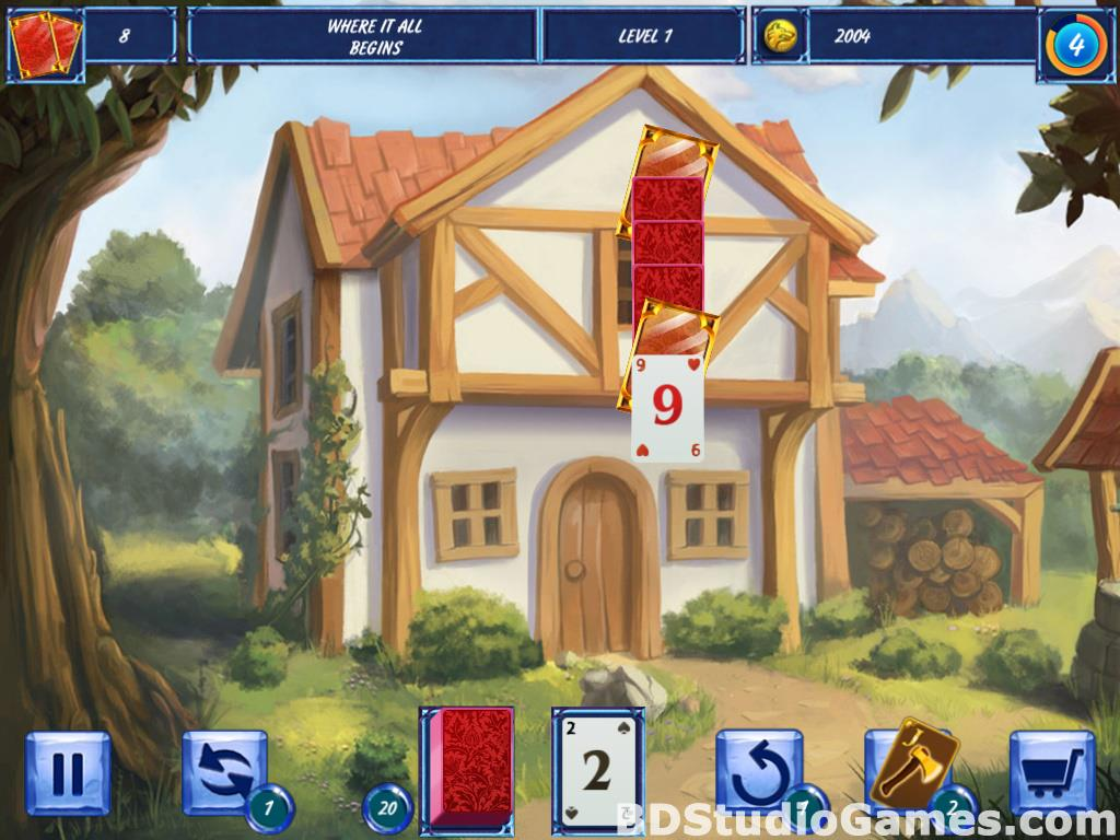 Fairytale Solitaire: Red Riding Hood Free Download Screenshots 08
