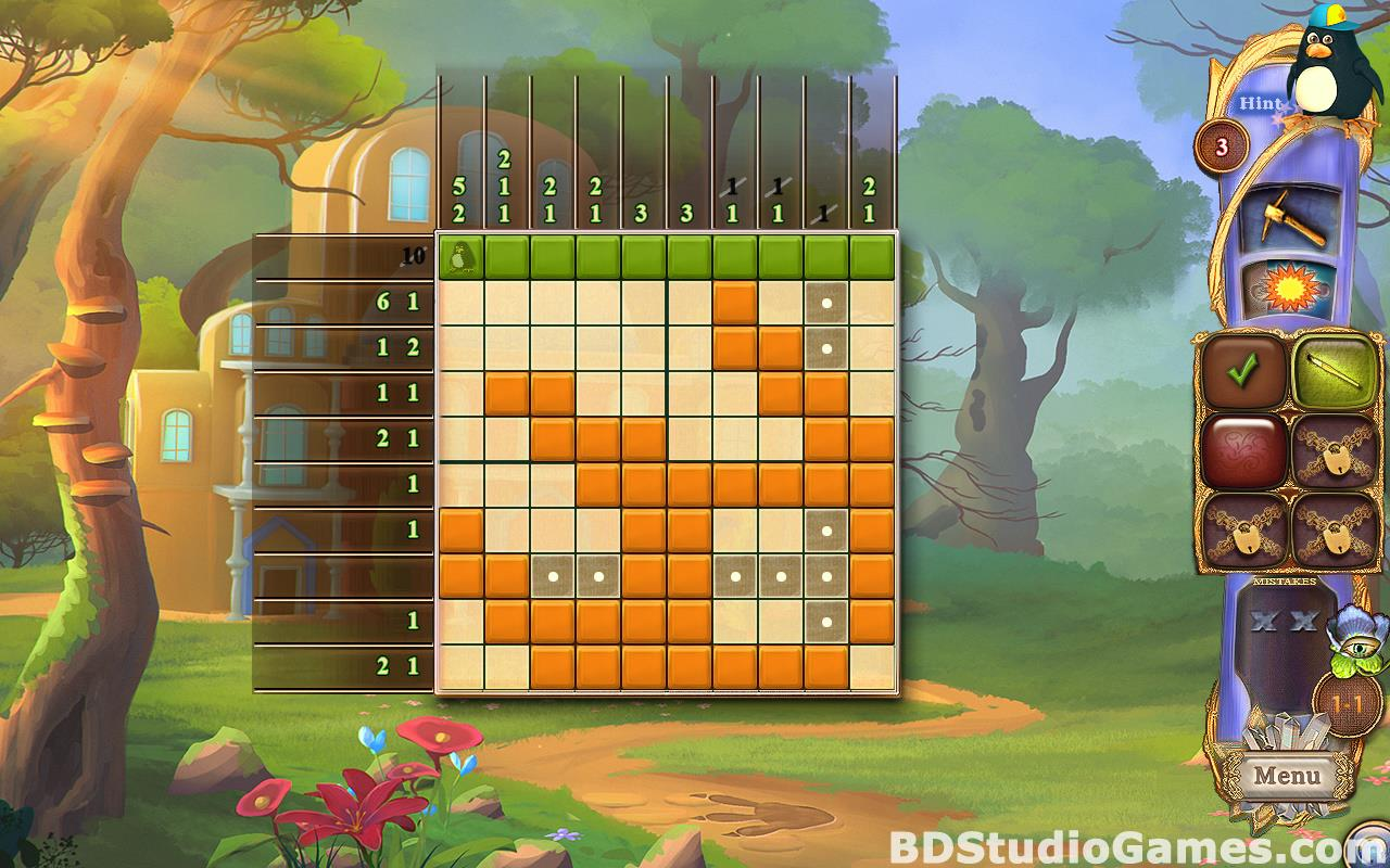 Fantasy Mosaics 35: Day at the Museum Free Download Screenshots 10