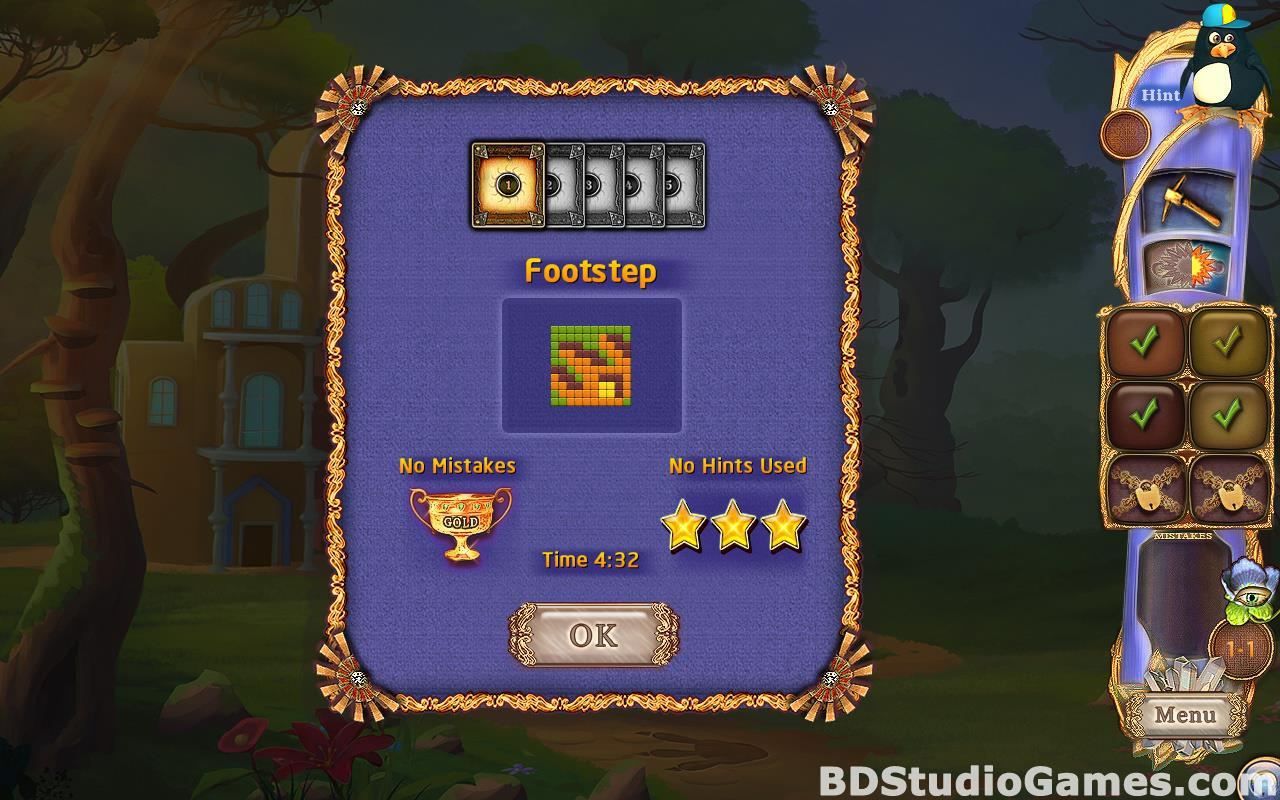 Fantasy Mosaics 35: Day at the Museum Free Download Screenshots 13