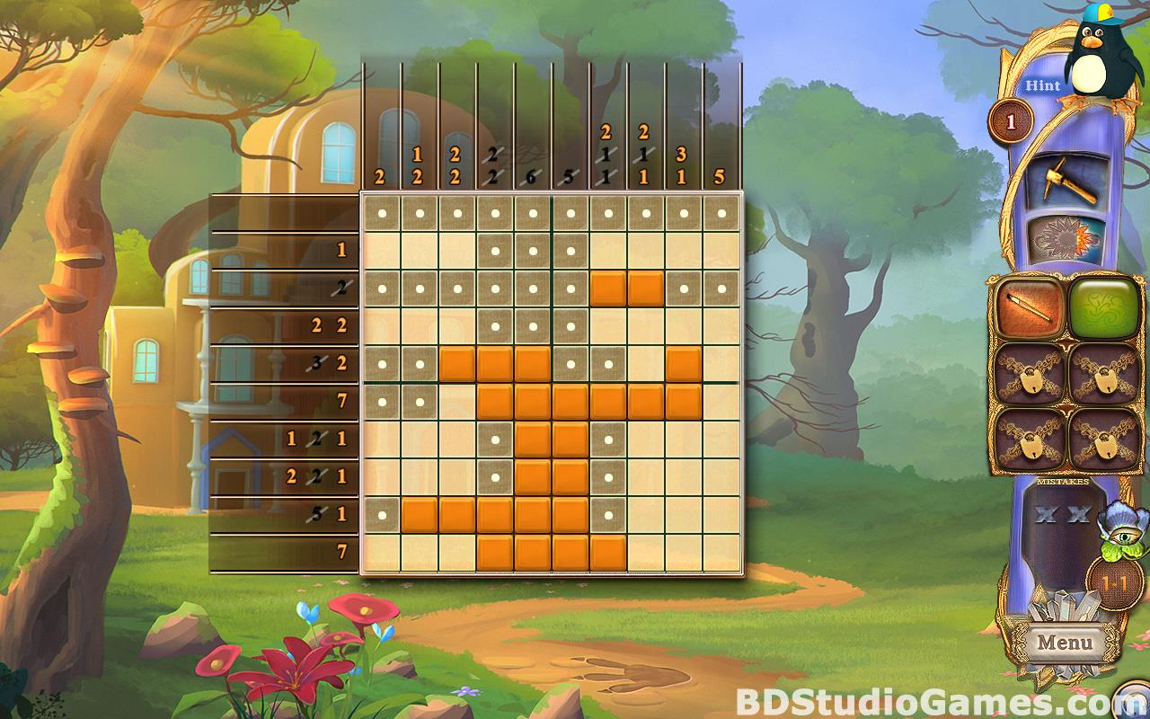 Fantasy Mosaics 35: Day at the Museum Free Download Screenshots 09