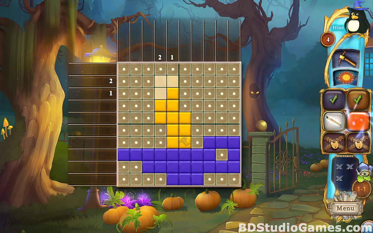 Fantasy Mosaics 37: Spooky Night Free Download Screenshots 10