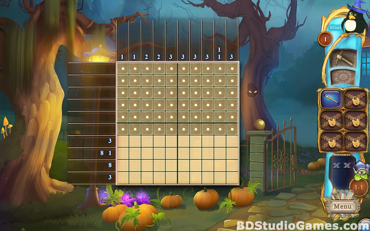 Fantasy Mosaics 37: Spooky Night Free Download Screenshots 09