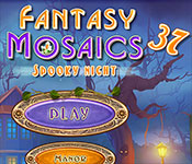Fantasy Mosaics 37: Spooky Night Free Download