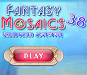 Fantasy Mosaics 38: Underwater Adventure Free Download