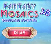 Fantasy Mosaics 38: Underwater Adventure Free Download