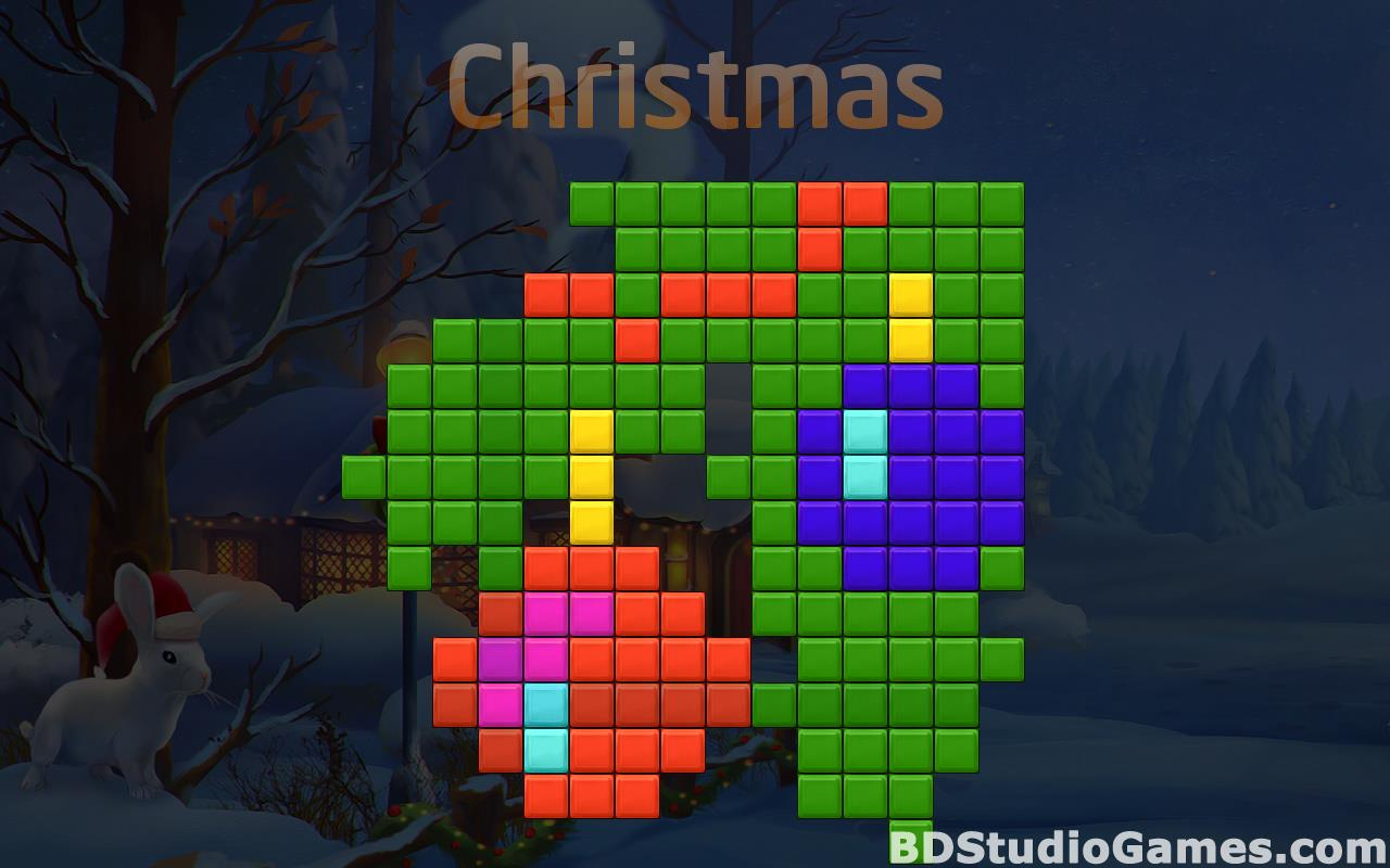 Fantasy Mosaics 44: Winter Holiday Free Download Screenshots 12