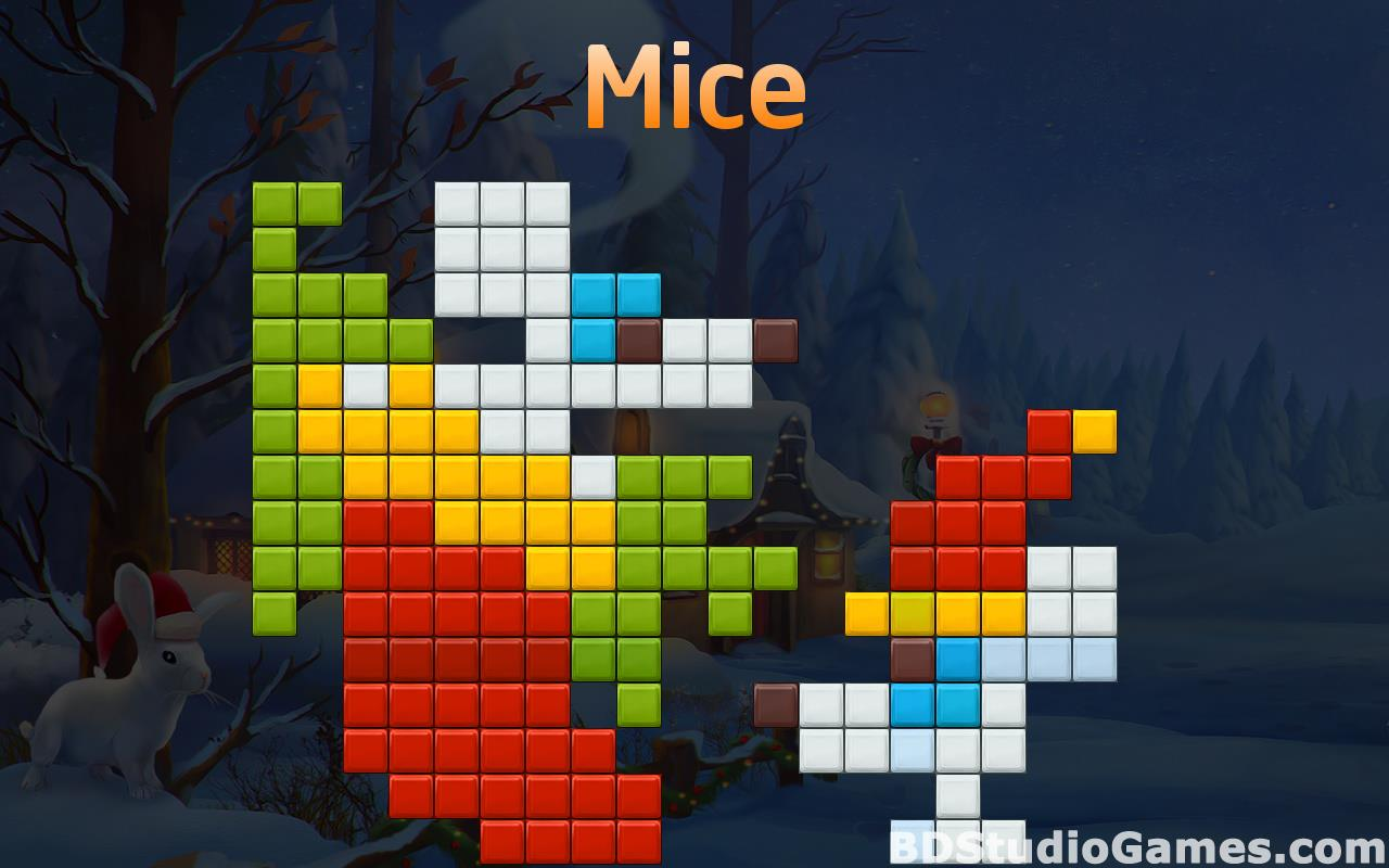 Fantasy Mosaics 44: Winter Holiday Free Download Screenshots 16