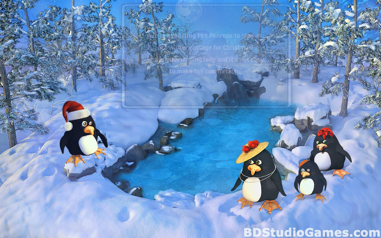 Fantasy Mosaics 44: Winter Holiday Free Download Screenshots 04