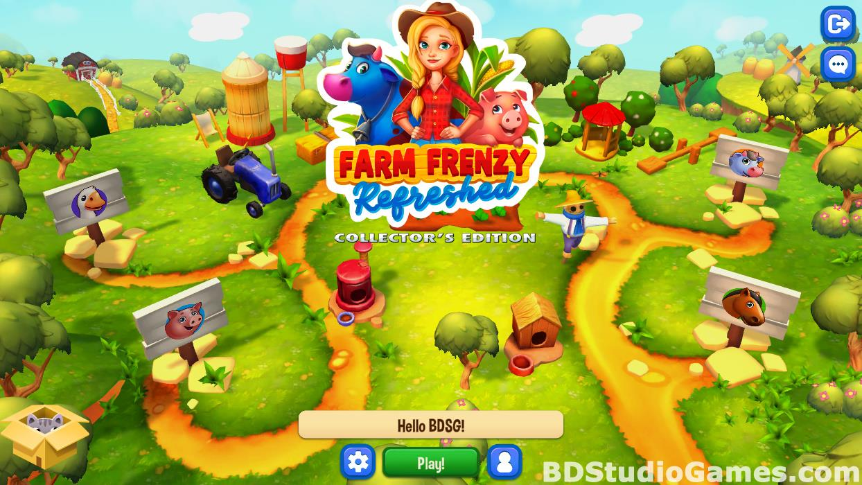 Farm Frenzy Refreshed Collector's Edition Free Download Screenshots 01