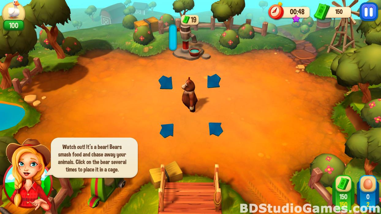 Farm Frenzy Refreshed Collector's Edition Free Download Screenshots 10