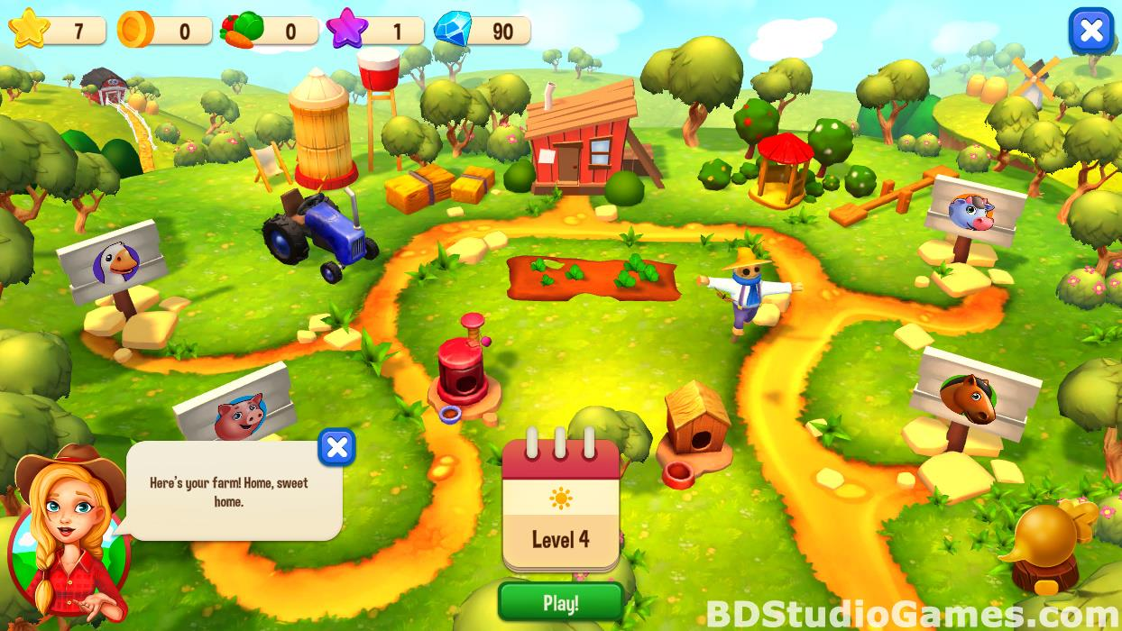 Farm Frenzy Refreshed Collector's Edition Free Download Screenshots 16