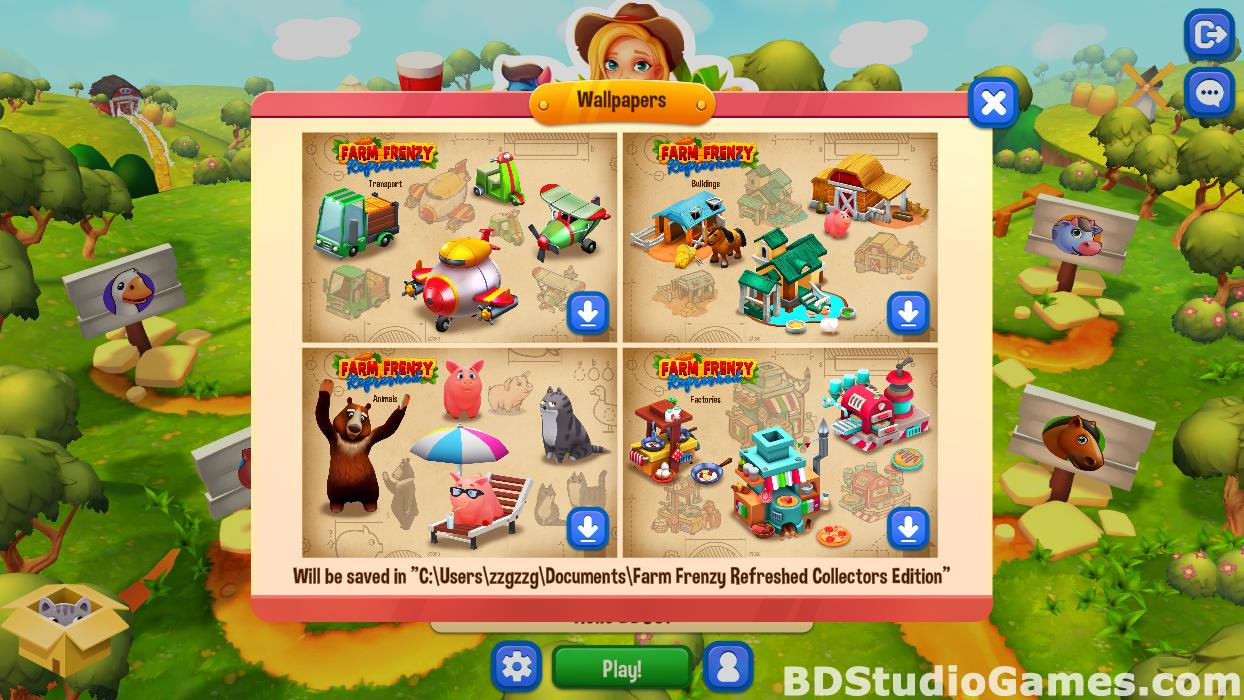 Farm Frenzy Refreshed Collector's Edition Free Download Screenshots 02