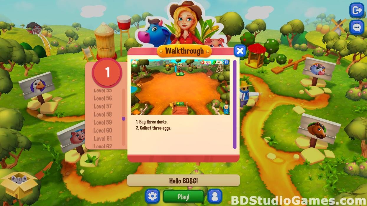 Farm Frenzy Refreshed Collector's Edition Free Download Screenshots 03