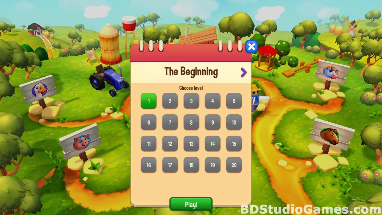 Farm Frenzy Refreshed Collector's Edition Free Download Screenshots 05