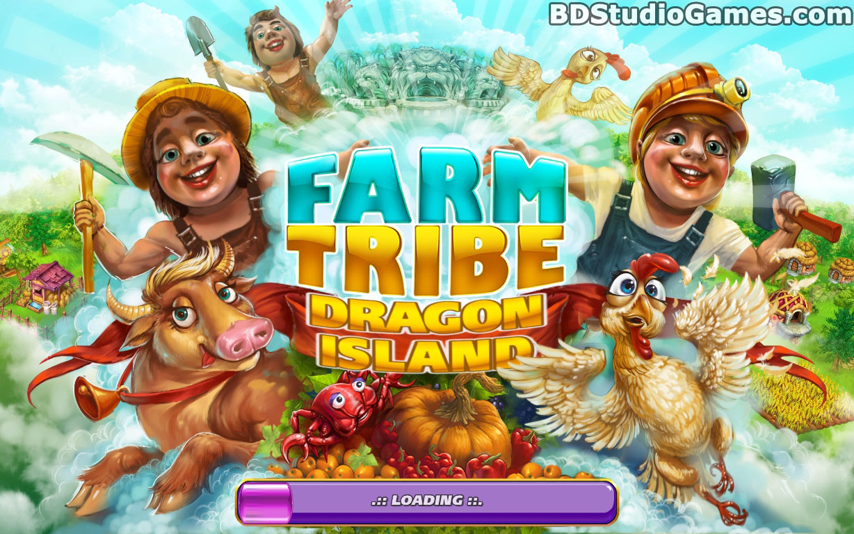 Farm Tribe: Dragon Island Free Download Screenshots 1