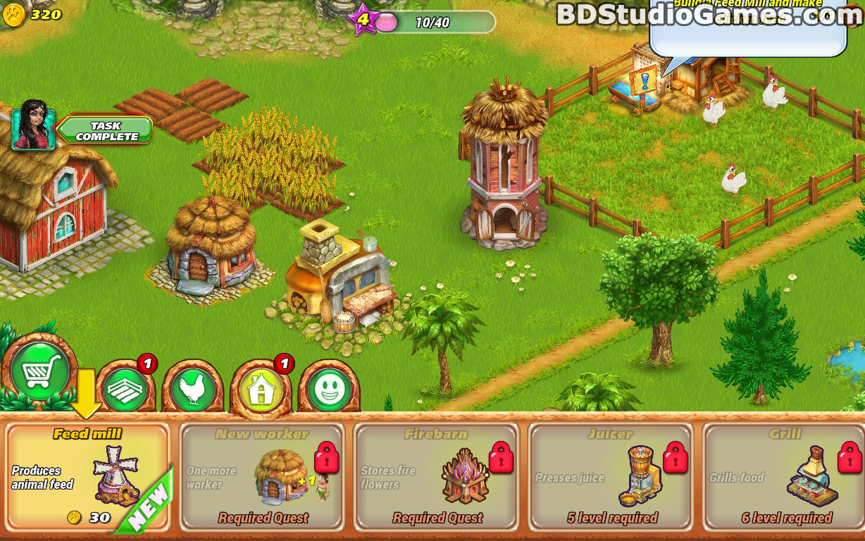 Farm Tribe: Dragon Island Free Download Screenshots 10