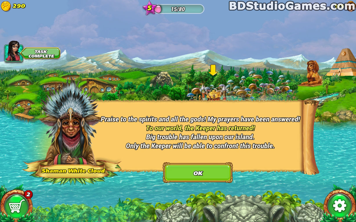 Farm Tribe: Dragon Island Free Download Screenshots 12