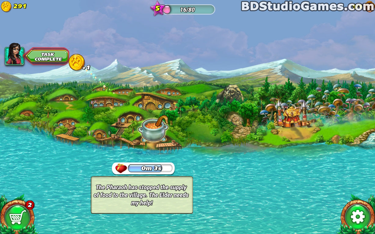 Farm Tribe: Dragon Island Free Download Screenshots 13