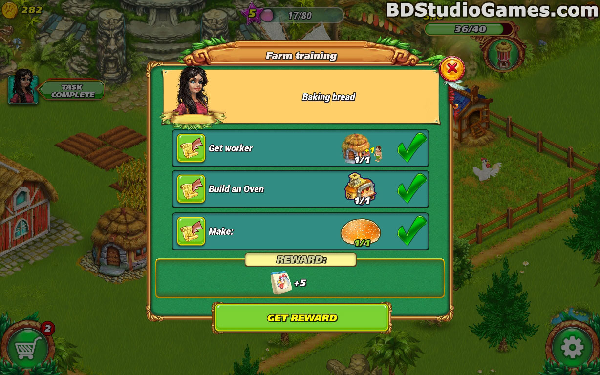 Farm Tribe: Dragon Island Free Download Screenshots 14