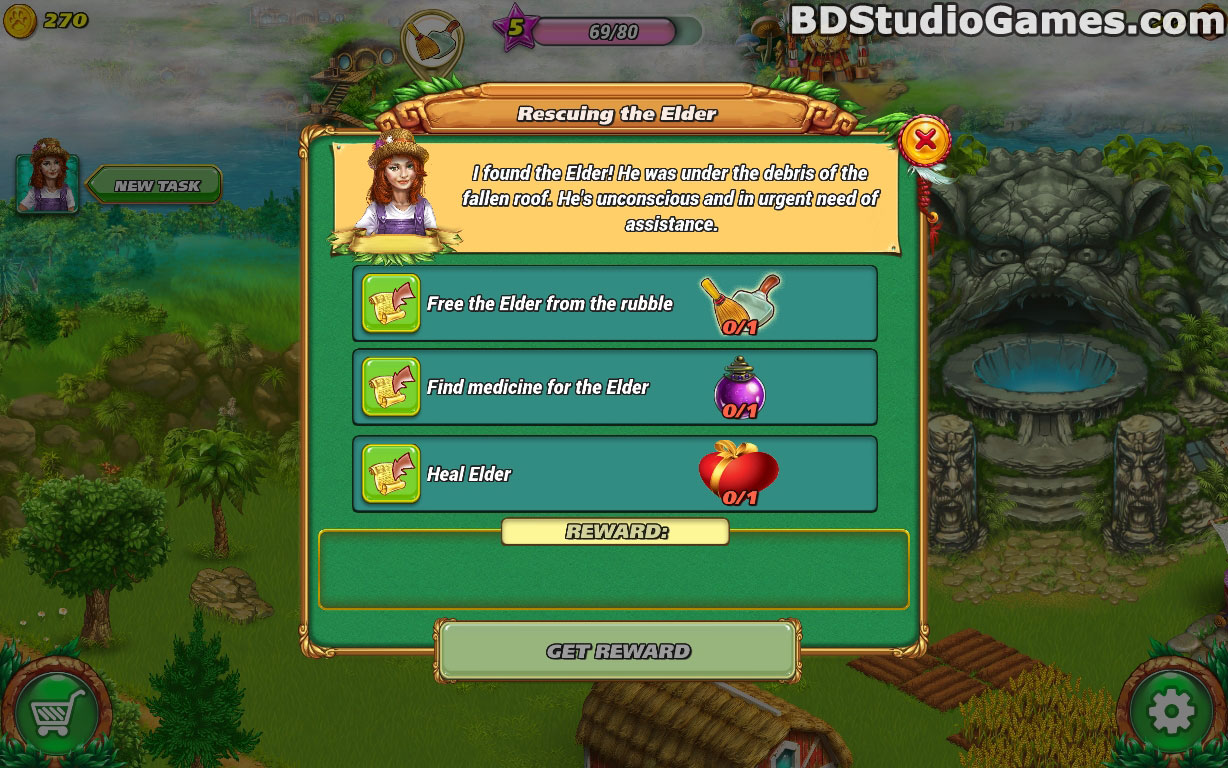 Farm Tribe: Dragon Island Free Download Screenshots 19