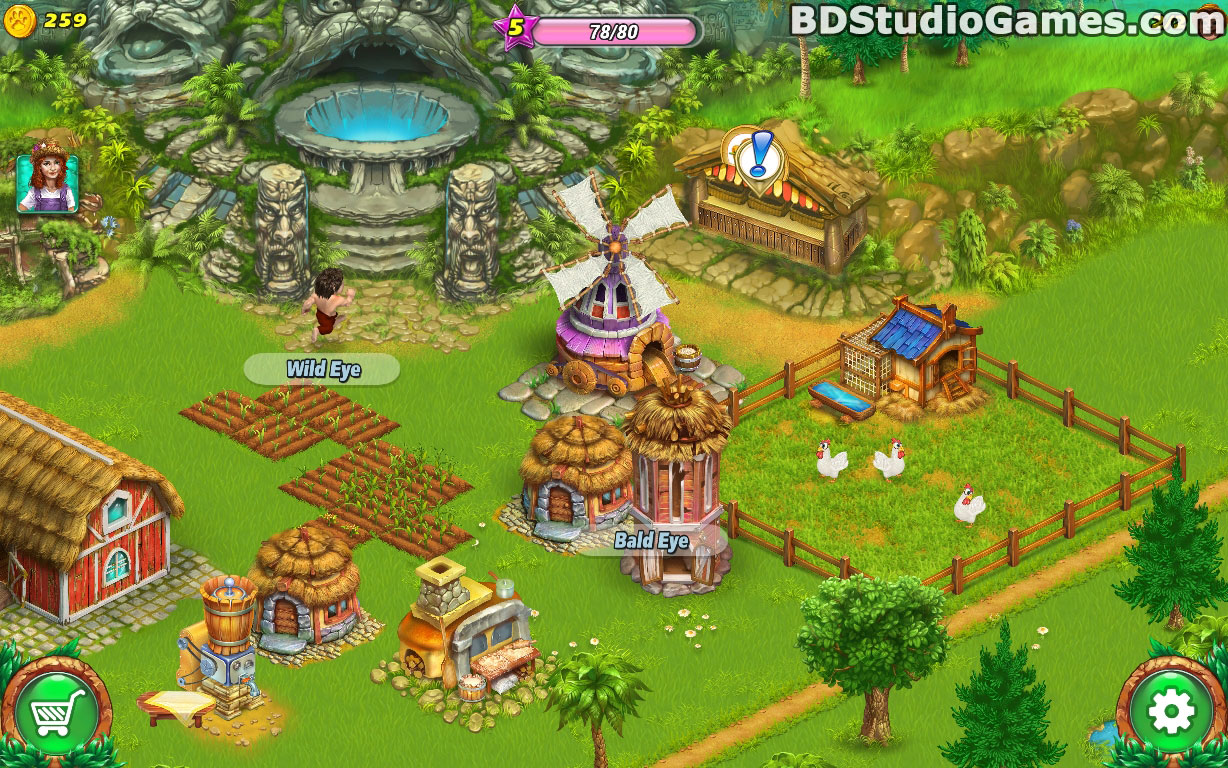 Farm Tribe: Dragon Island Free Download Screenshots 20