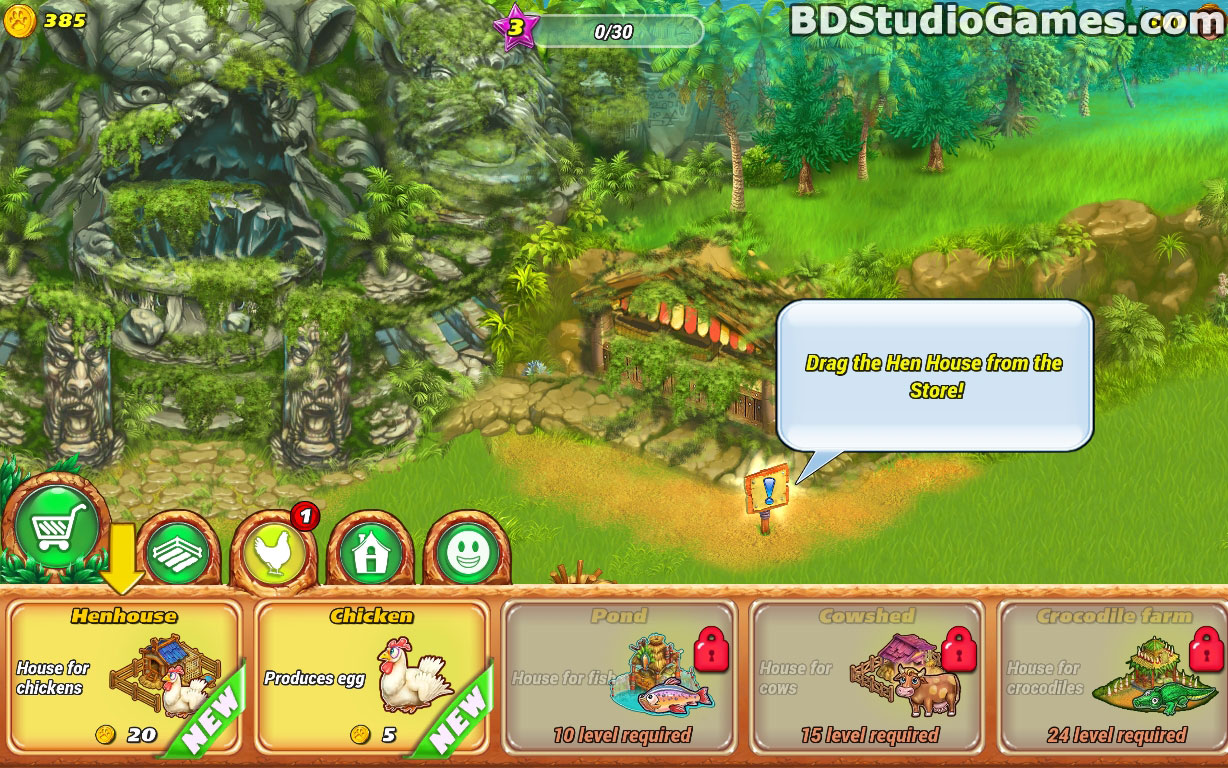 Farm Tribe: Dragon Island Free Download Screenshots 21
