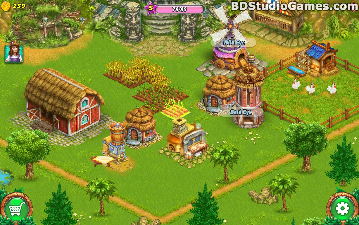 Farm Tribe: Dragon Island Free Download Screenshots 22