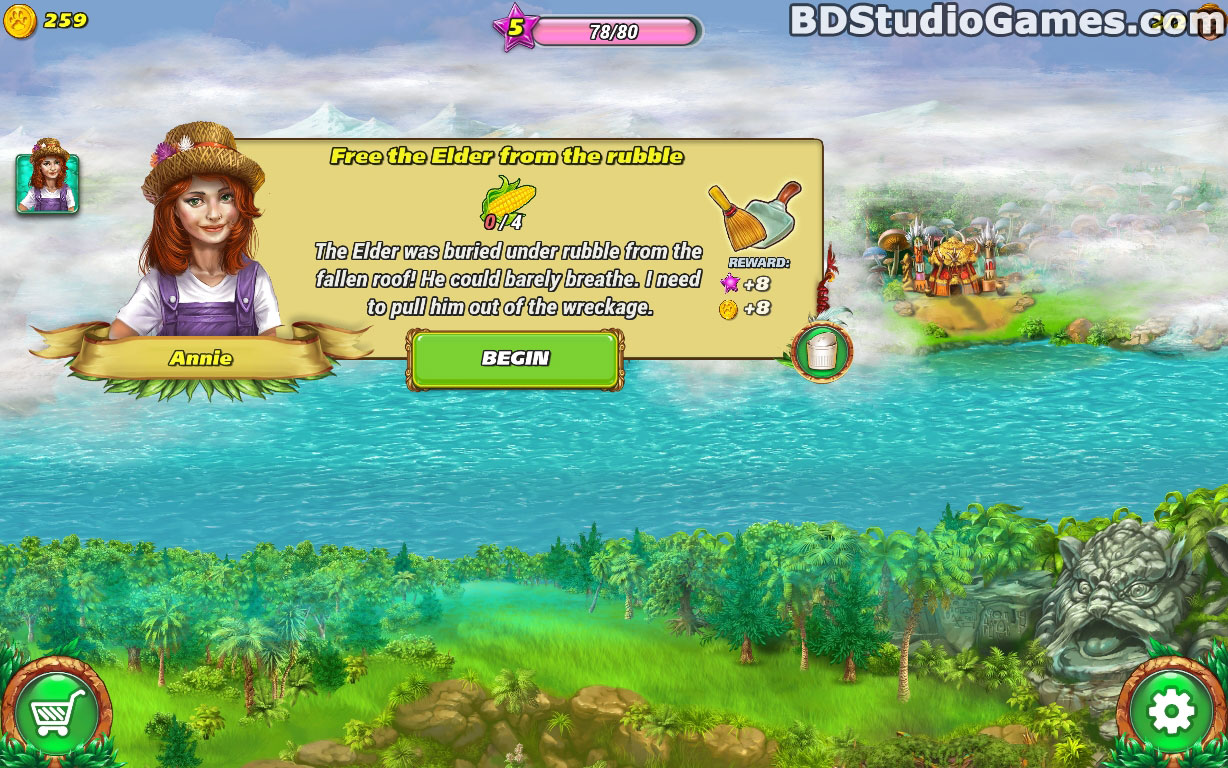 Farm Tribe: Dragon Island Free Download Screenshots 24