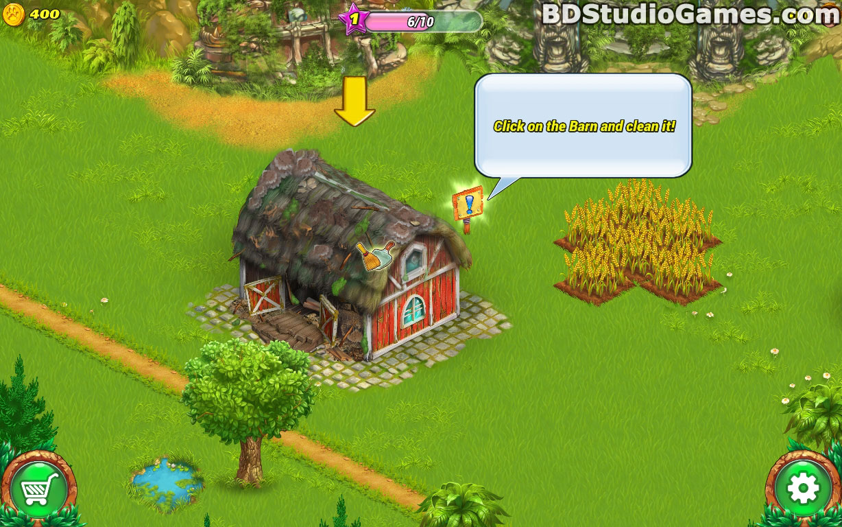 Farm Tribe: Dragon Island Free Download Screenshots 4