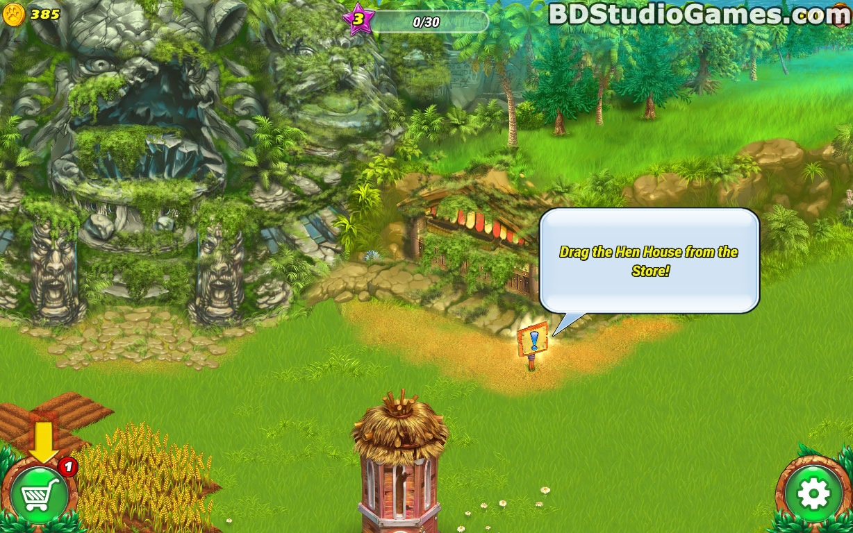 Farm Tribe: Dragon Island Free Download Screenshots 7