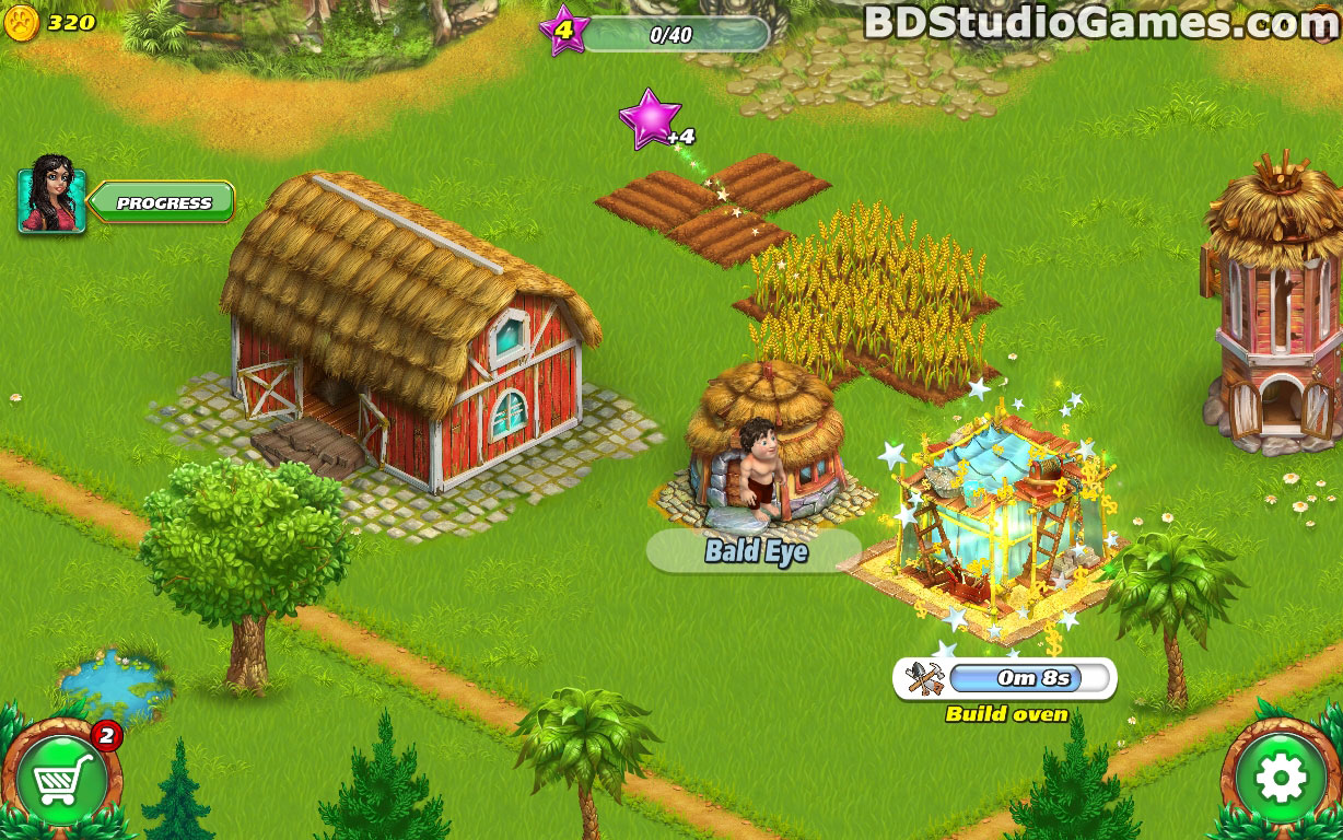 Farm Tribe: Dragon Island Free Download Screenshots 8
