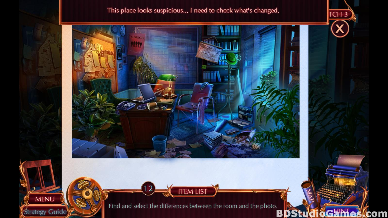 Fatal Evidence: The Missing Game Download Screenshots 09