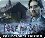 Fear for Sale: Tiny Terrors Collector's Edition Free Downloads