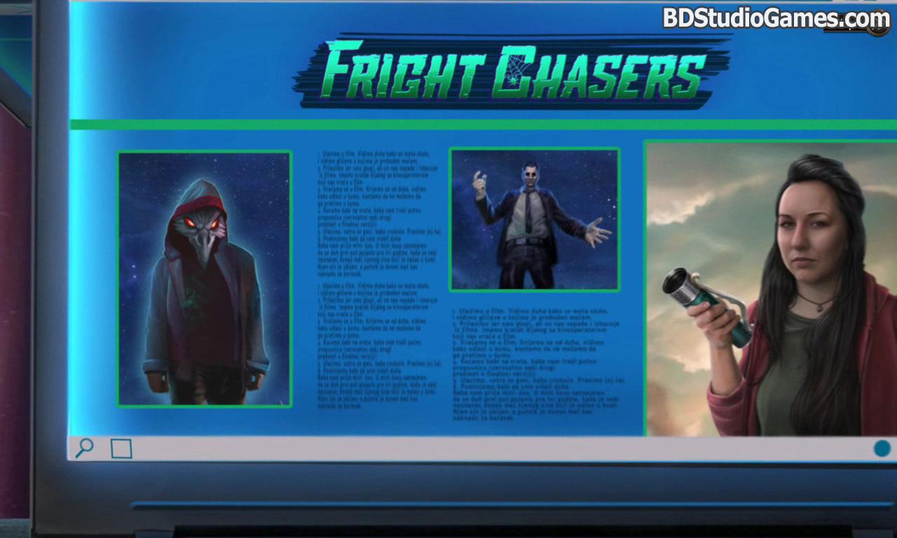 Fright Chasers: Director's Cut Collector's Edition Free Download Screenshots 2