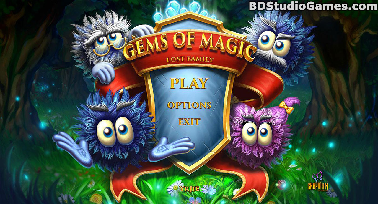 Gems of Magic: Lost Family Free Download Screenshots 1