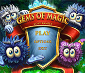 Gems of Magic: Lost Family GamePlay