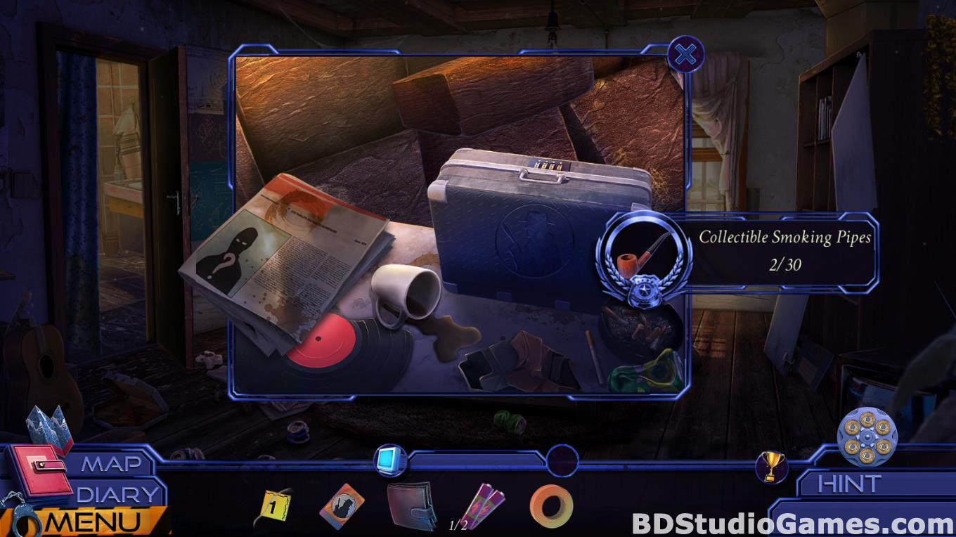 Ghost Files: Memory Of A Crime Collector's Edition Free Download Screenshots 17