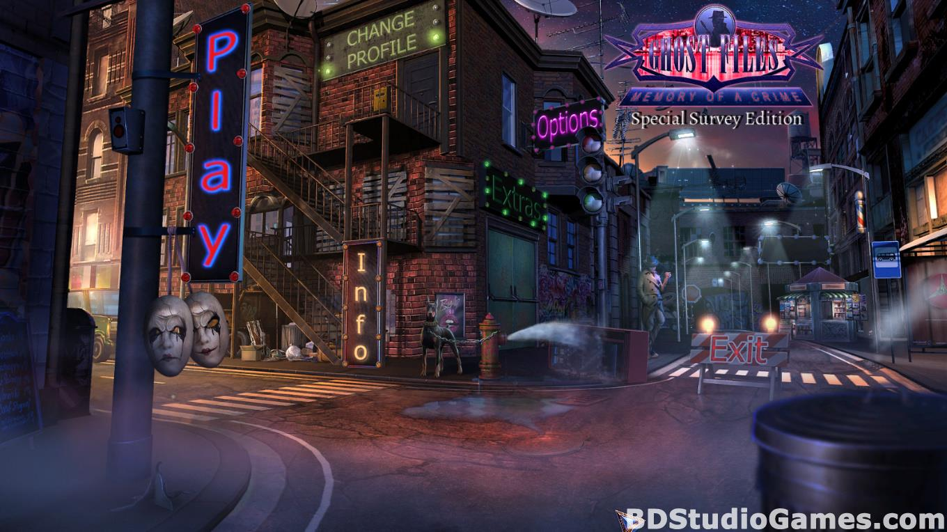 Ghost Files: Memory Of A Crime Collector's Edition Free Download Screenshots 02