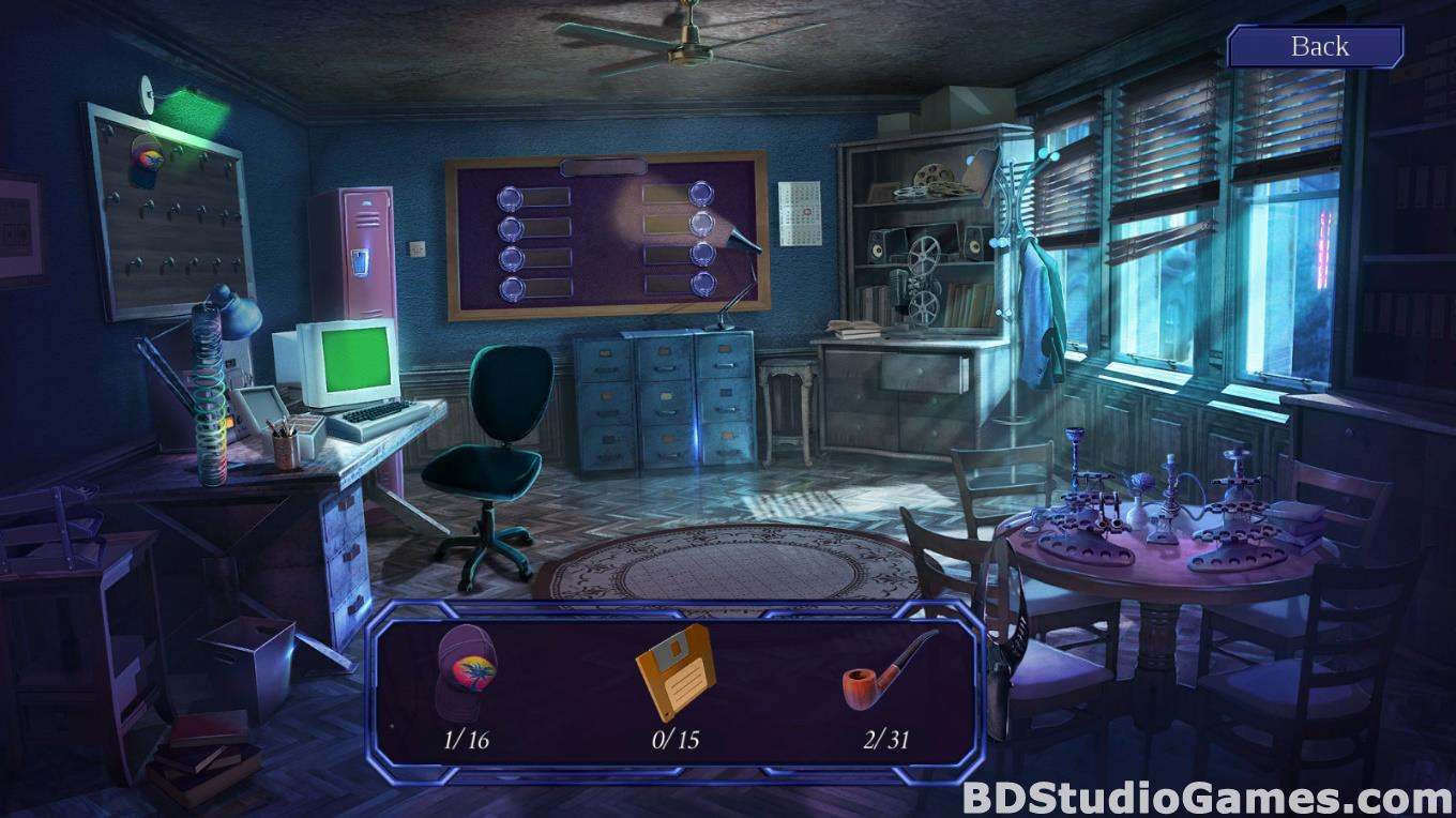 Ghost Files: Memory Of A Crime Game Download Screenshots 17