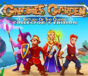 Gnomes Garden: Return Of The Queen Collector's Edition Free Download
