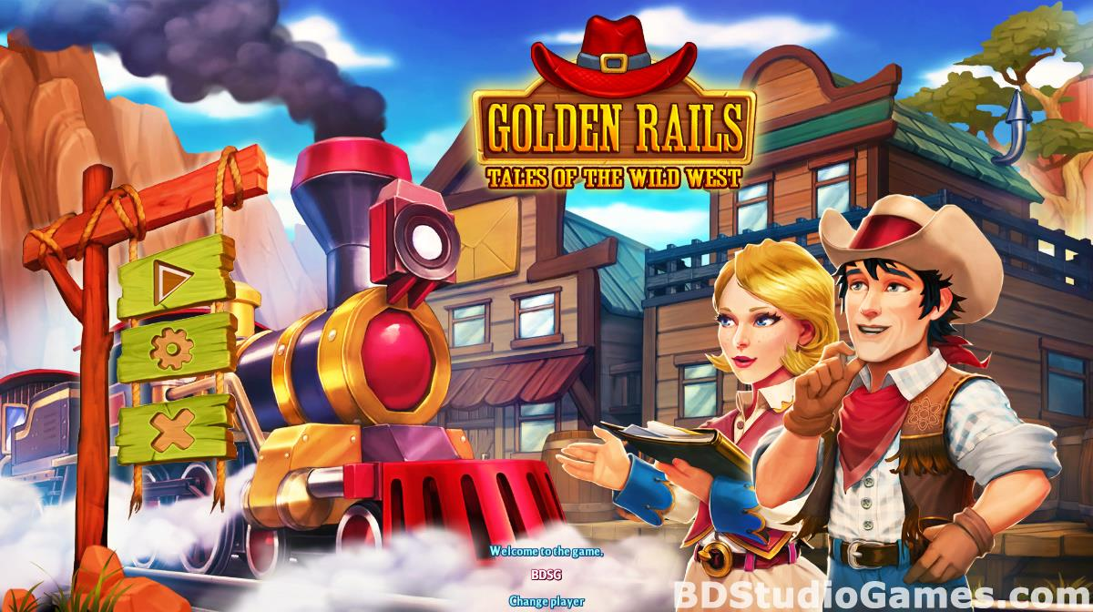 Golden Rails: Tales of the Wild West Free Download Screenshots 01