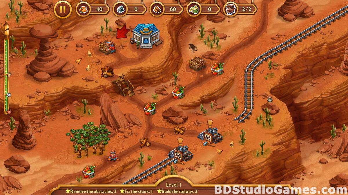 Golden Rails: Tales of the Wild West Free Download Screenshots 11