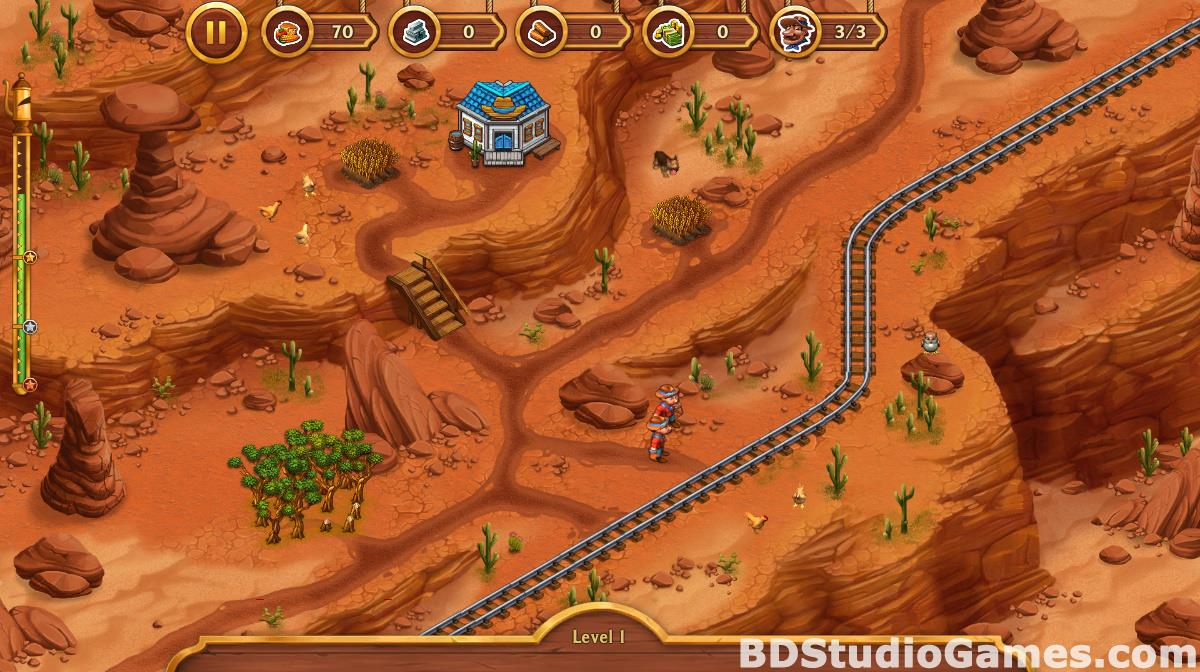 Golden Rails: Tales of the Wild West Free Download Screenshots 13