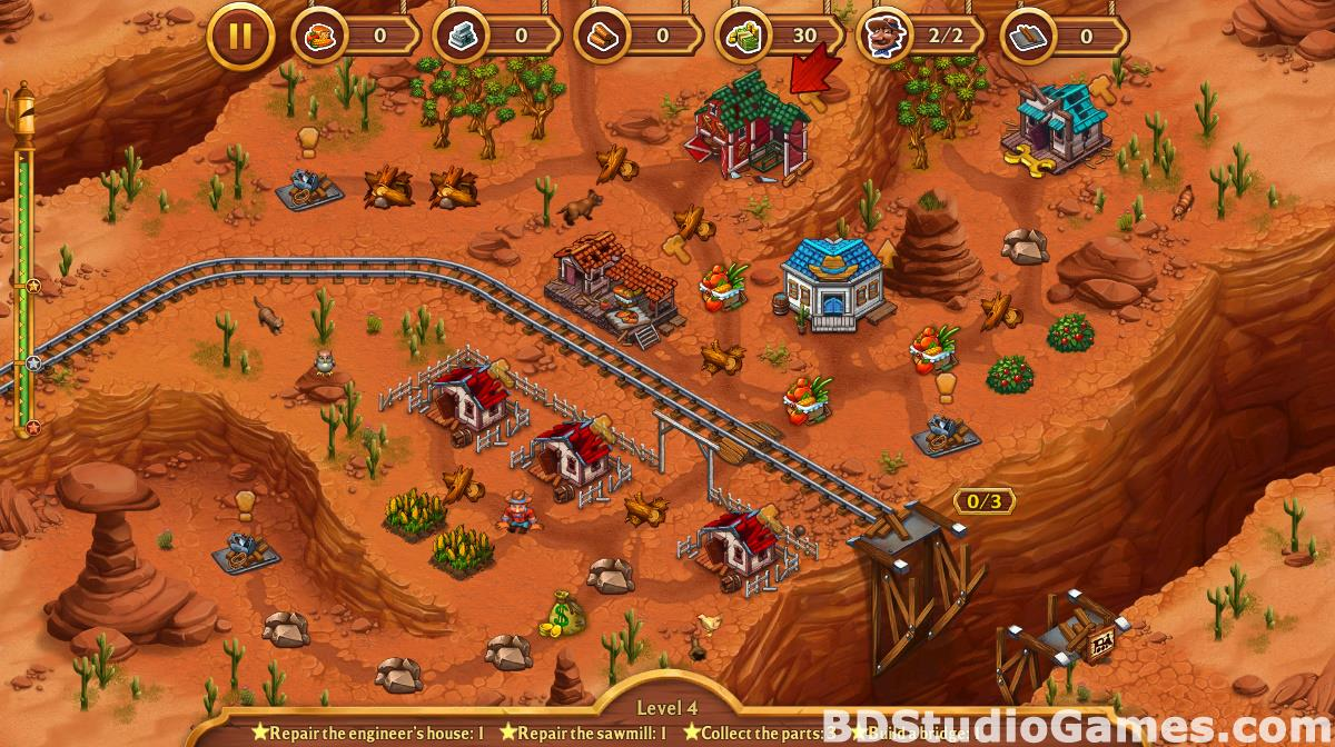 Golden Rails: Tales of the Wild West Free Download Screenshots 18