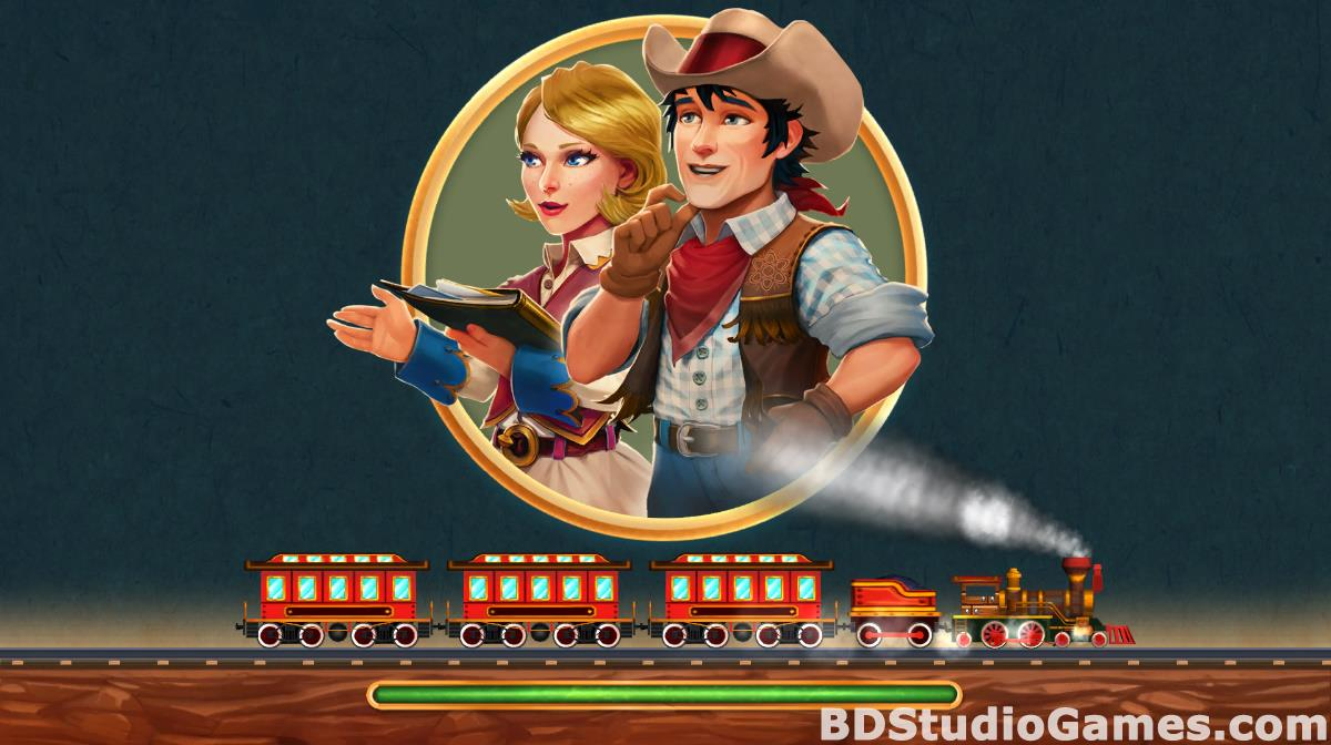 Golden Rails: Tales of the Wild West Free Download Screenshots 02