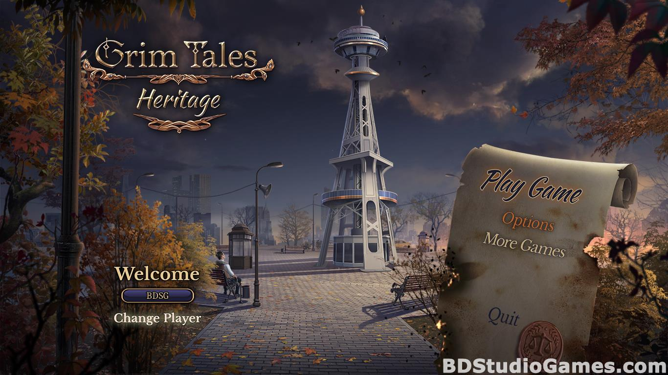 Grim Tales: Heritage Collector's Edition Free Download Screenshots 01